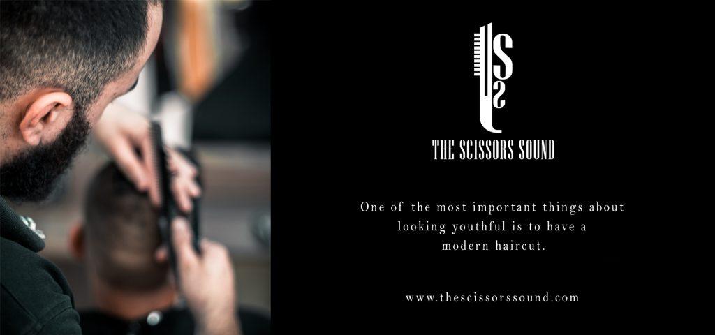 the scissors sound